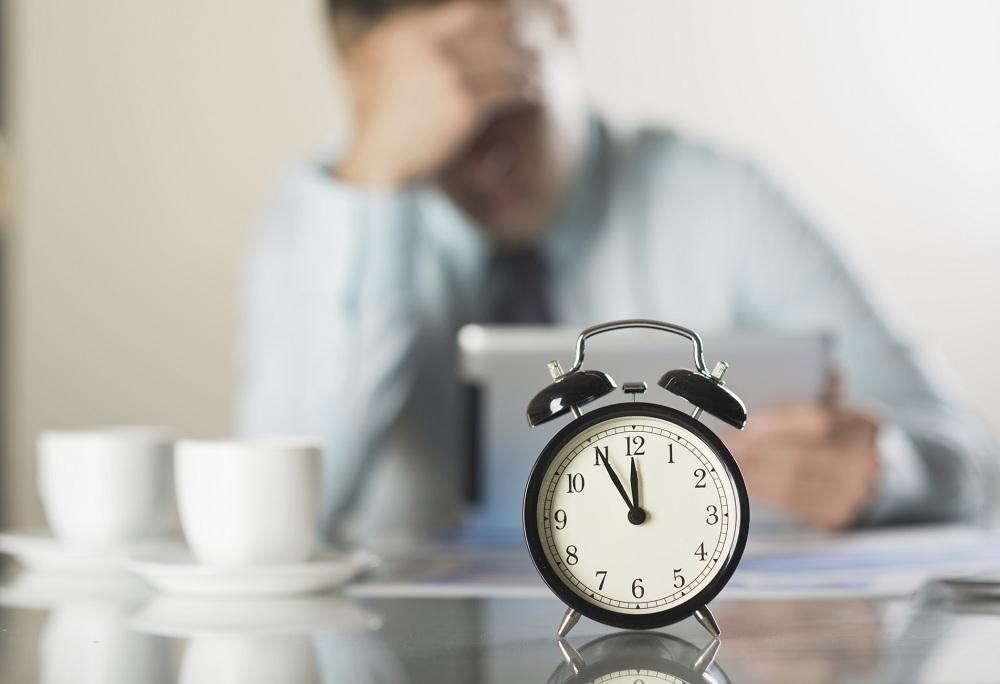Overworked-man