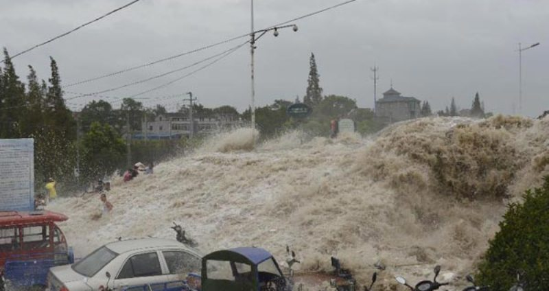 china tajfun