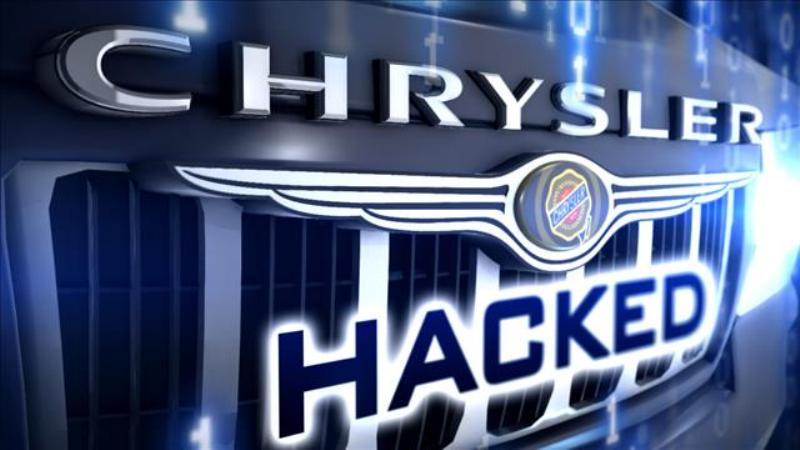 chrysler+hacked