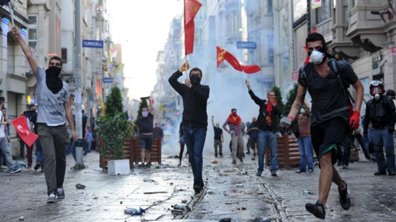 istanbul protestii