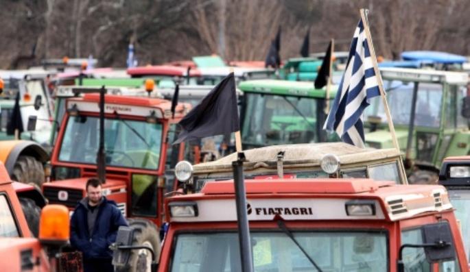 grcki zemjodelci protest