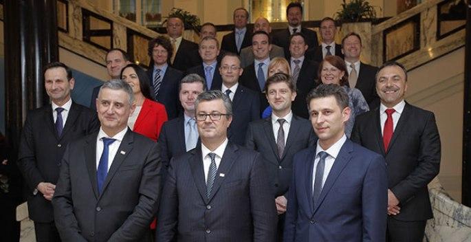 hrvatska vlada 1