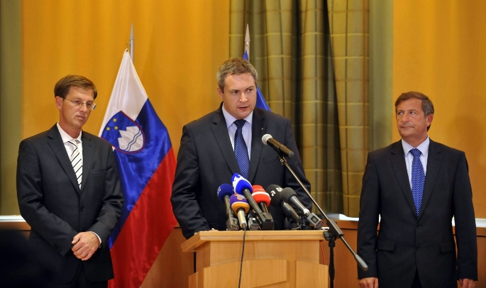 slovenija vlada
