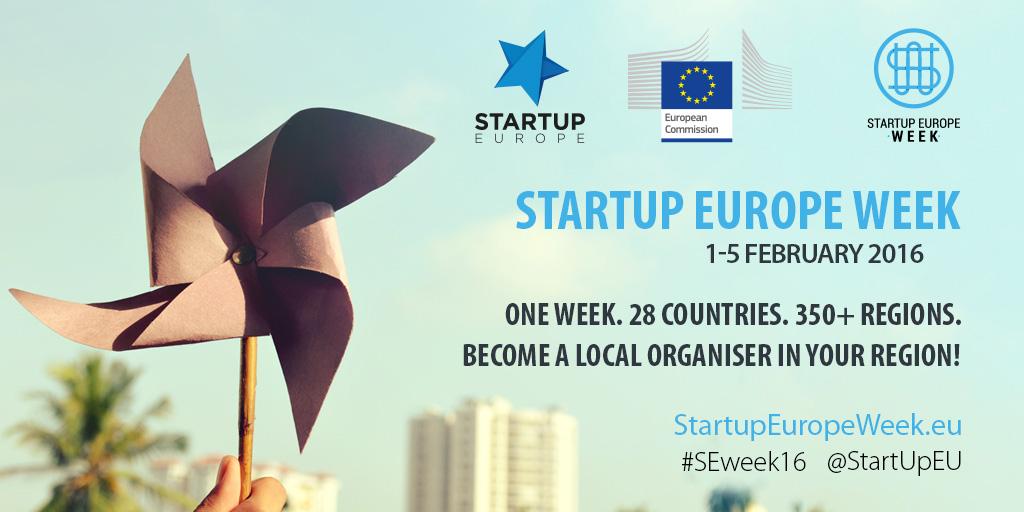 Startup-Europe-Week