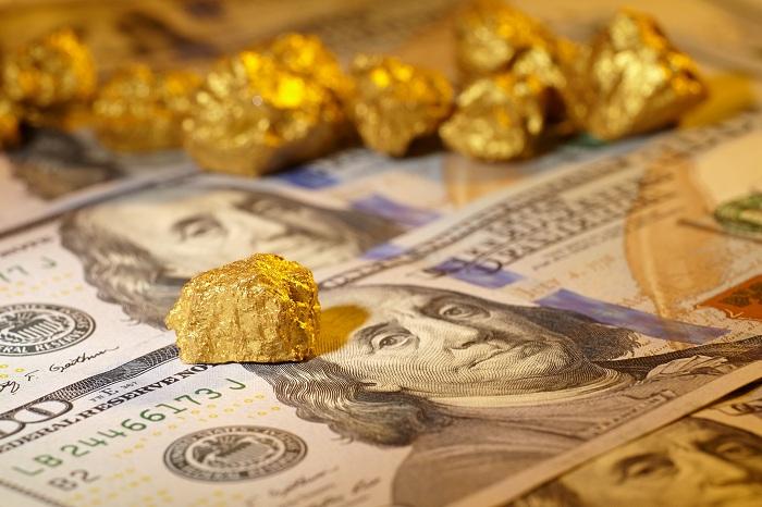 dolar zlato