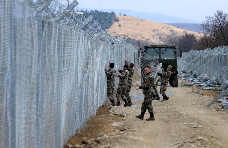makedonija ograda