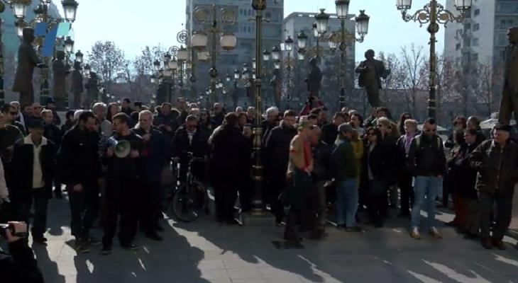 protest tamara