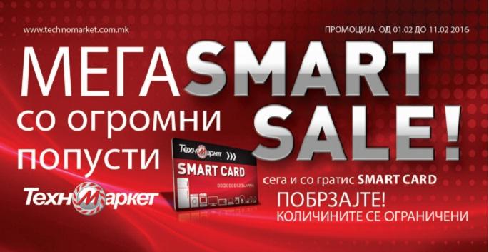 tehnomarket smart card