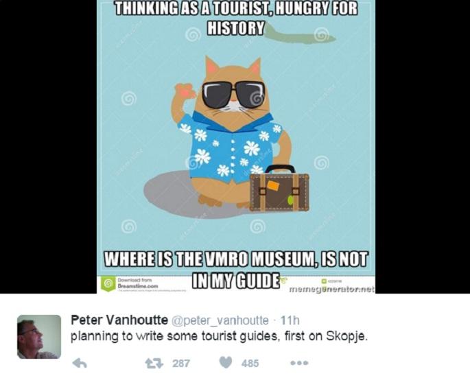 vanhojte turist