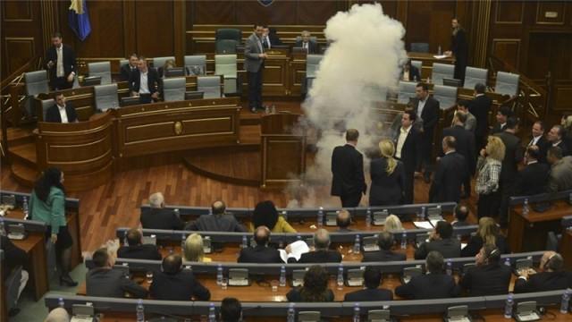 kosovo parlament solzavec