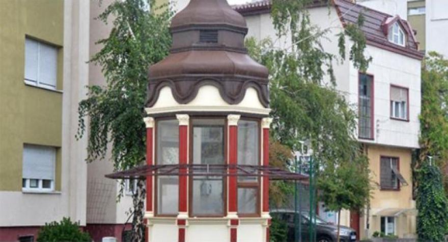 barok kiosk