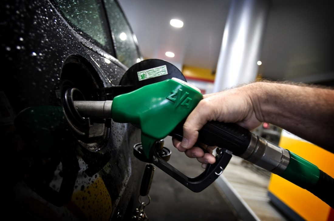 benzin pumpa