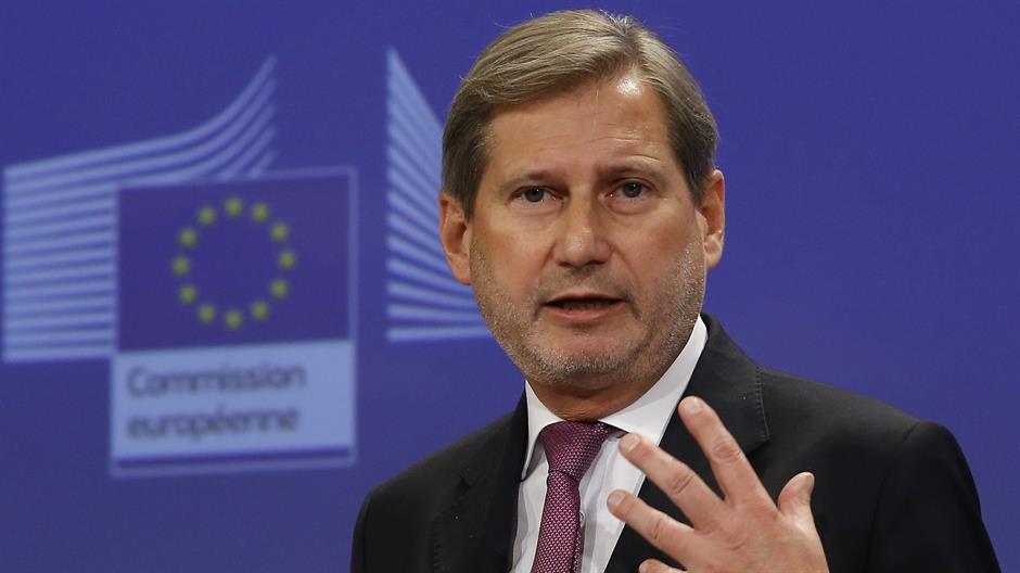 Хан  Потребно е ЕУ да најде трајно решение за кревката стабилност на Западен Балкан