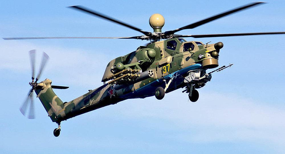 helikopter ruski