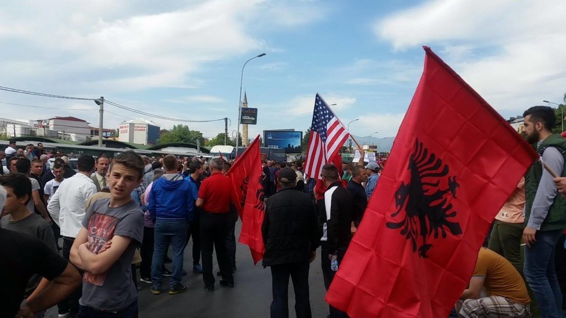 protest albanci1