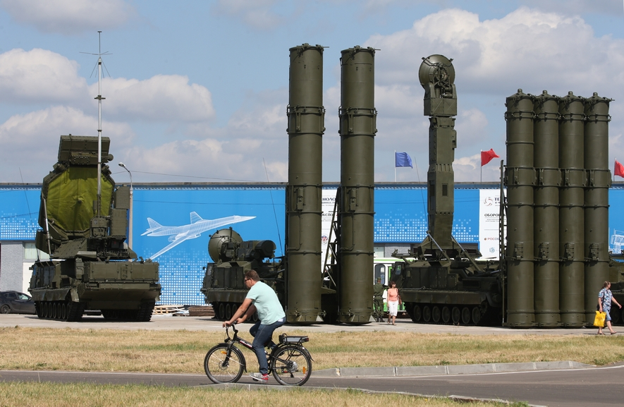 Russia to send Iran first S-300 missile system