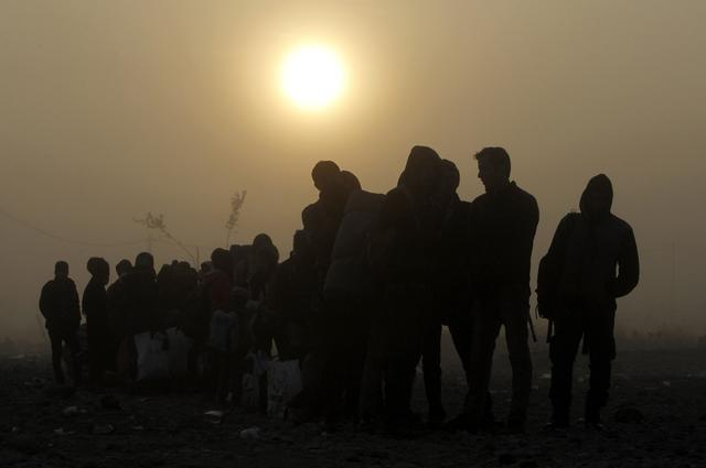 Сирија бегалци