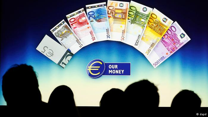 banknoti evropska unija