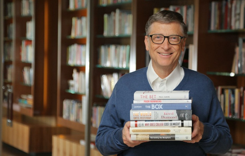 bill gates-books
