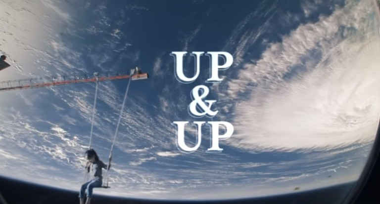 coldplay up and up
