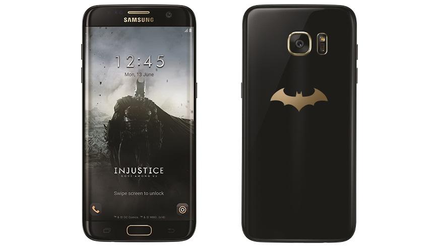 galaxy s7 Injustice-Edition