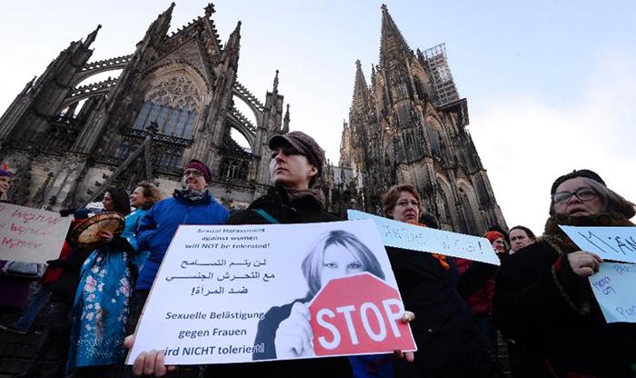 germanija seksualni napadi