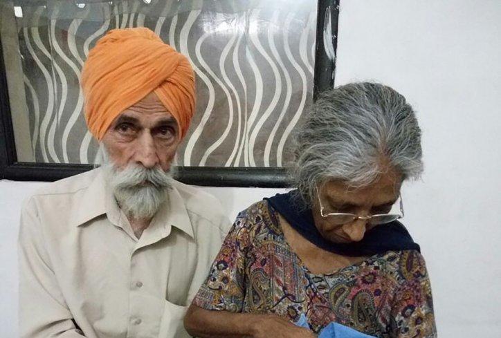 72-Годишна мајка
