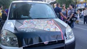 kola protesti