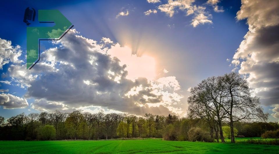 meteo soncevo so oblaci prolet