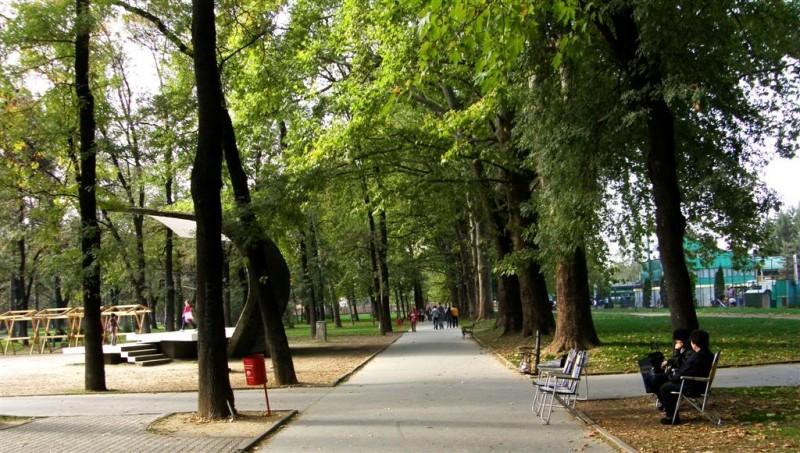shkolka gradski park