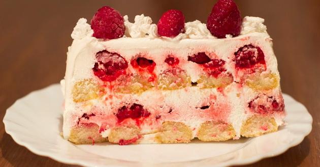 torta pavlaka malini