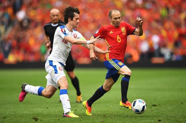 Шпанија-Чешка 2