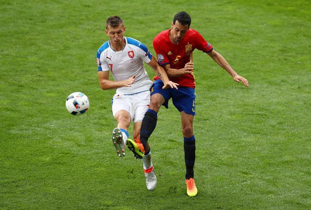 Шпанија Чешка 4