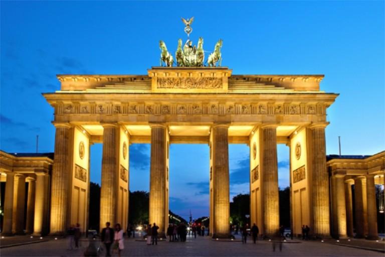 Berlin porta