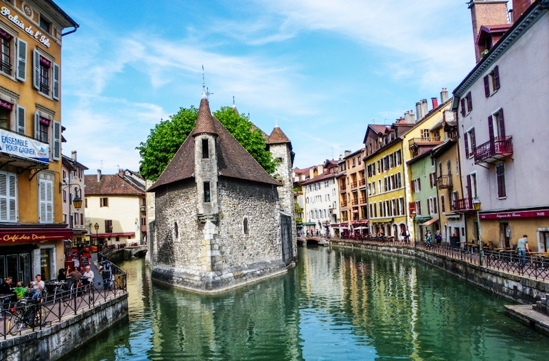 annecy kanal