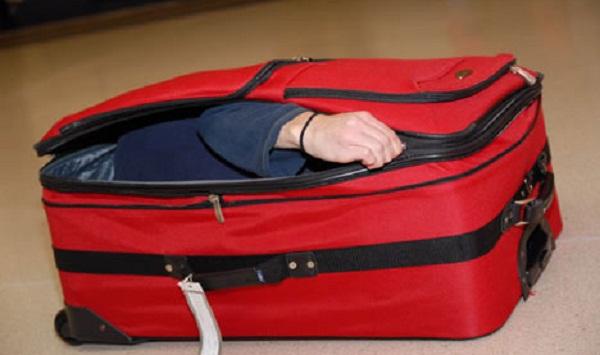 covek vo kufer