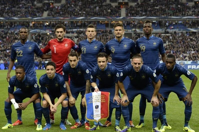 francuska reprezentacija