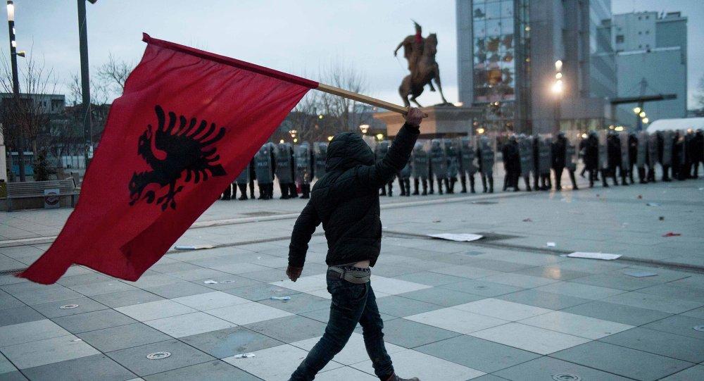 golema albanija