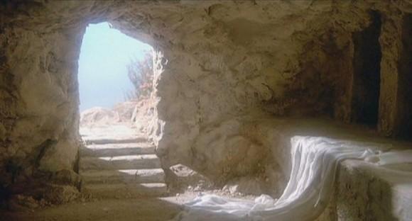 grob na Isus Hristos
