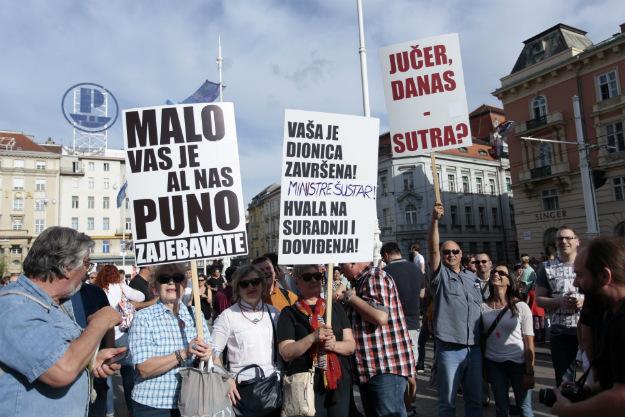 hrvatska protest1