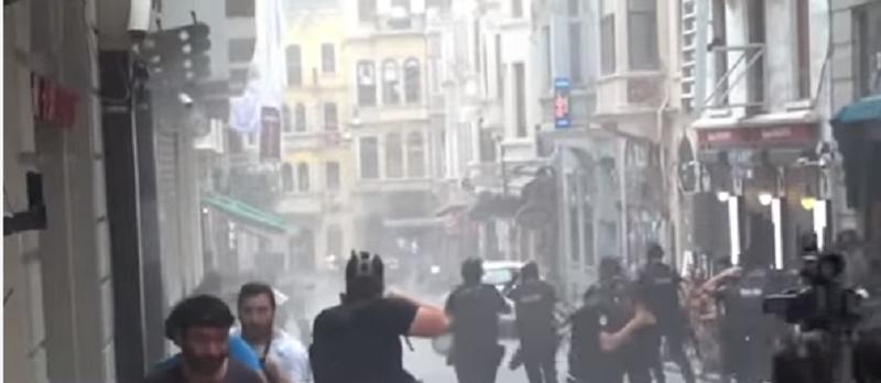 istanbul gej parada