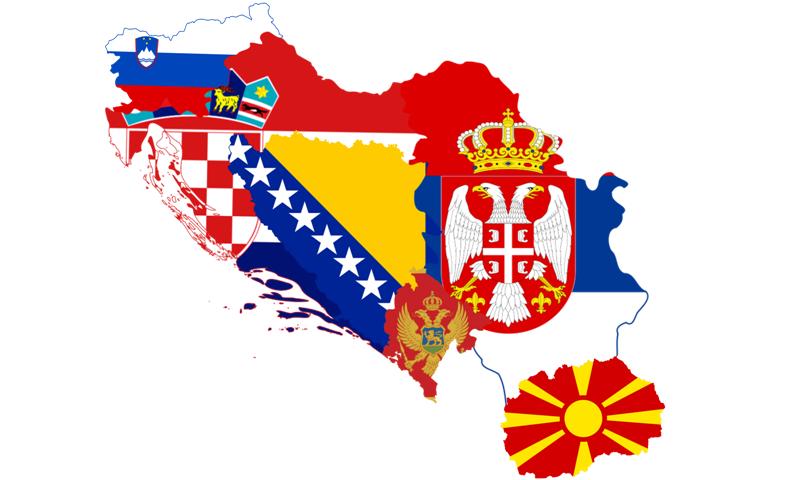jugoslavija karta