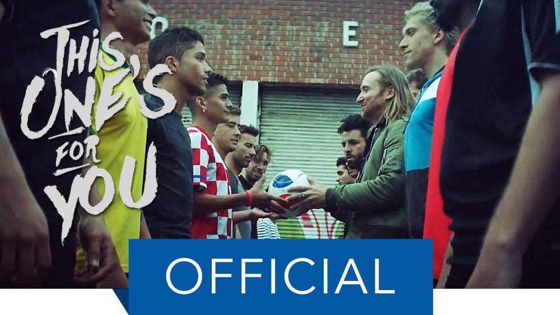 Дејвид Гета-химна за Европско првенство