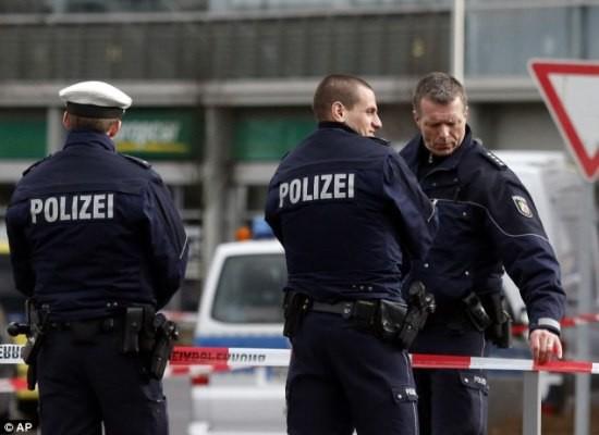 policija germanija