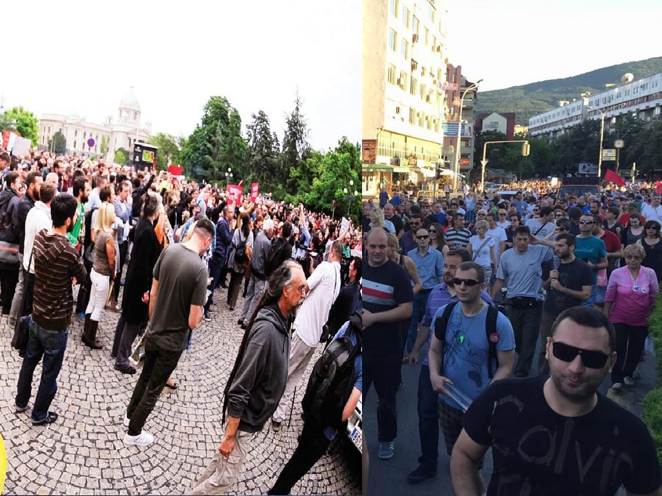 protesti skopje vojvodina