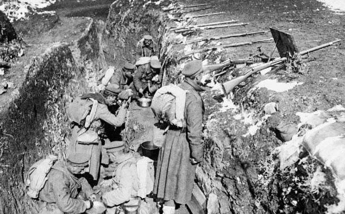 prva svetska vojna