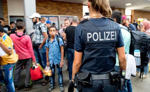 refugee-polizei