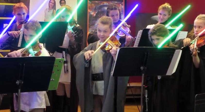 star wars orkestar