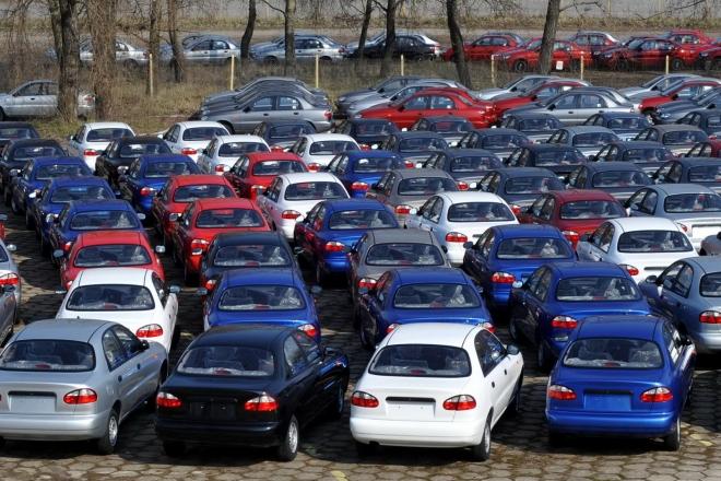 uvoz na avtomobili