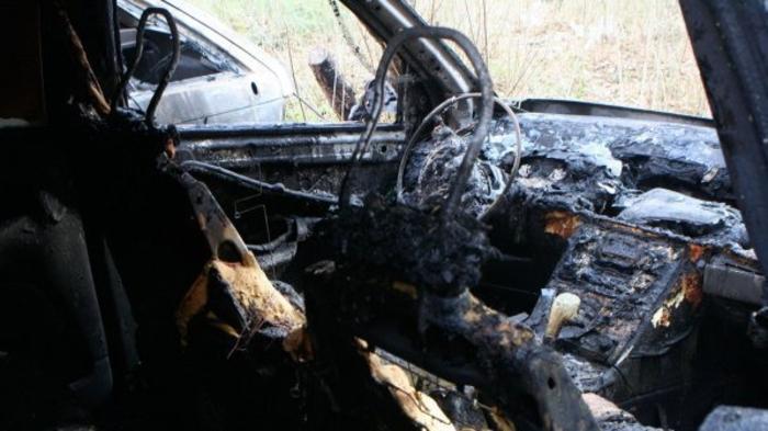 zapaleno vozilo